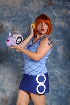 Cosplay-Cover: Nami ** Rivers Mountain