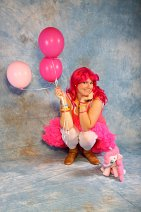 Cosplay-Cover: Pinkie Pie *Gijinka*