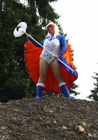 Cosplay-Cover: Sorceress
