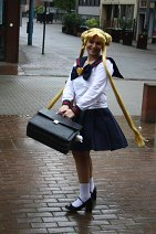 Cosplay-Cover: Usagi Tsukino *Juban High School Winter*