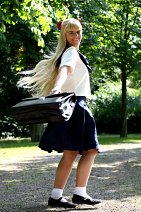 Cosplay-Cover: Minako Aino *Juban Highschool Sommeruniform*