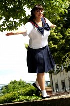 Cosplay-Cover: Makoto Kino *Juban Highschool Sommeruniform*