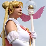 Cosplay: Neo Sailor Moon *Fanart*