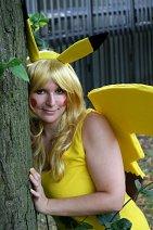 Cosplay-Cover: Pikachu Gijinka