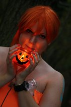 Cosplay-Cover: Nami 2YL *Halloween Chapter Cover 685*
