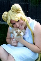Cosplay-Cover: Usagi Tsukino (Episode 17)