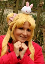 Cosplay-Cover: Usagi Tsukino *Winterfanart*