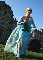 Cosplay-Cover: Elsa von Arendelle (noch nicht angelegt)