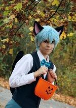 Cosplay-Cover: Kuroko Tetsuya *Halloween*