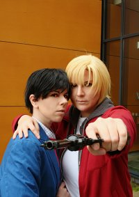 Cosplay-Cover: Eiji Okumura