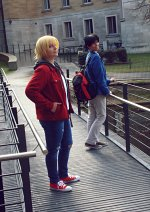 Cosplay-Cover: Ash Lynx *Casual 1*