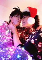 Cosplay-Cover: Kaito Kuroba *Christmas*