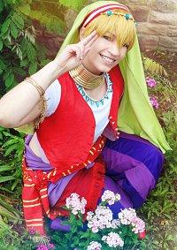 Cosplay-Cover: Nagisa Hazuki - Arabian