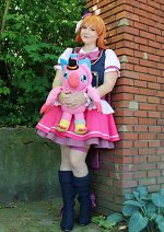 Cosplay-Cover: XXX Sora Takenouchi *Idol*