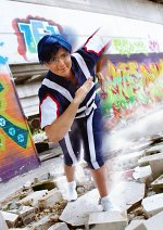 Cosplay-Cover: Tenja Iida *Training*