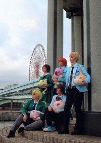Cosplay-Cover: Takeru Takaishi - School Uniform