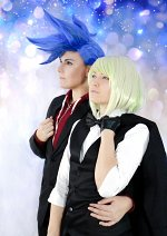 Cosplay-Cover: XXX Galo Thymos *Suit*