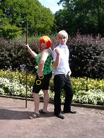 Cosplay-Cover: Nami ** Arlong