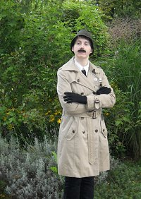 Cosplay-Cover: Inspektor Jacques Clouseau (The Pink Panther)