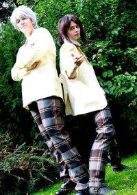 Cosplay-Cover: Shishido Ryou [School uniform/Long hair]