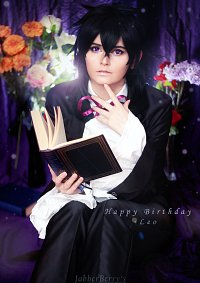 Cosplay-Cover: Leo 'Glen' Baskerville ♚