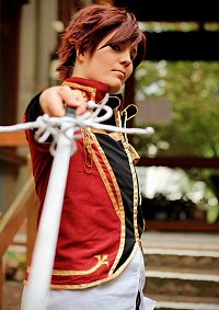 Cosplay-Cover: Porthos [Musketeer: Le Sang des Chevaliers]