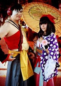 Cosplay-Cover: Kanon Wakeshima [[Kanon X Kanon]]