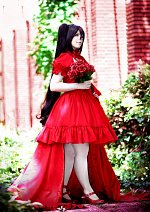 Cosplay-Cover: Alice (DVD Cover)