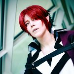 Cosplay: Crowley Eusford