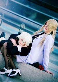 Cosplay-Cover: Shion Liddell ♚ Jet Rose