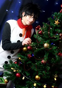 Cosplay-Cover: Yukimura Tōru [Christmas]