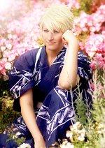 Cosplay-Cover: Matsuoka Masamune - [Yukata]