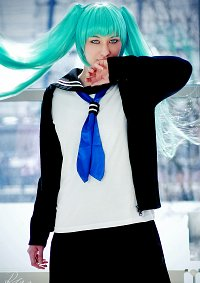 Cosplay-Cover: Hatsune Miku - Kaiten Shoujo