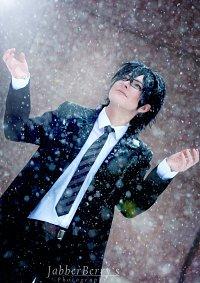 Cosplay-Cover: Yukimura Tōru [black suit]