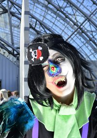 Cosplay-Cover: Der Fall von Laughing Jack