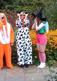 Cosplay-Cover: Bunny-Farf (Farfarello - Ran und die Feiertage)