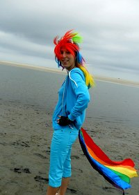 Cosplay-Cover: Rainbow Dash