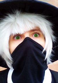 Cosplay-Cover: Danny Phantom (Ninja)