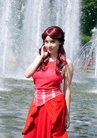 Cosplay-Cover: Rosetta (Disney Fairies)