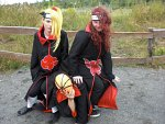 Cosplay-Cover: Deidara red version