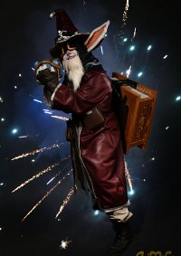 Cosplay-Cover: Master Arcanist Ziggs