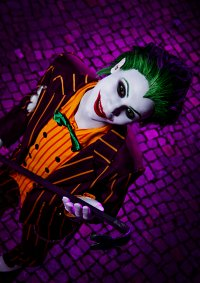 Cosplay-Cover: Joker