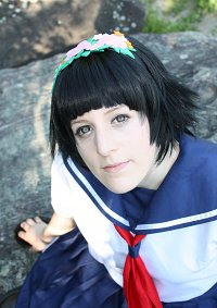 Cosplay-Cover: Uiharu Kazari