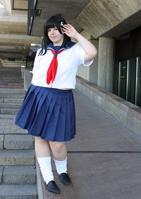 Cosplay-Cover: Saten Ruiko
