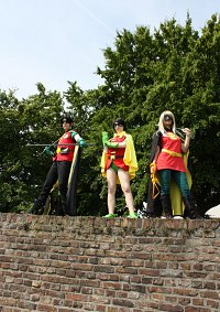 Cosplay-Cover: Richard 'Dick' Grayson [Robin l]