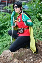 Cosplay-Cover: Tim Drake / Robin III