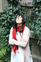 Cosplay-Cover: Mikasa Ackerman ~ Childhood version