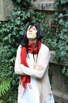 Cosplay-Cover: Mikasa Ackerman ~ Childhood version