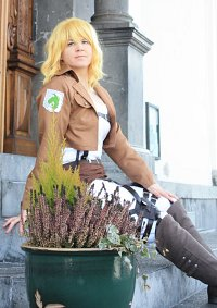 Cosplay-Cover: Hitch Dreyse