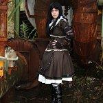 Cosplay: Alice [Steamdress]